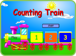 Counting Games at Smarty Games - Free educational website