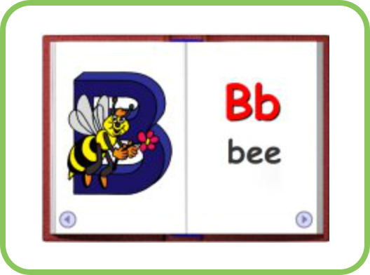 Reading Games and Books at Smarty Games - Free educational